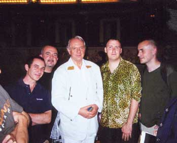 Coil and Stockhausen at Sonar 2000